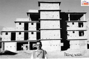 सिंधु तीरे सिंधु भवन