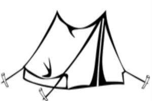 एक खम्बे का तम्बू