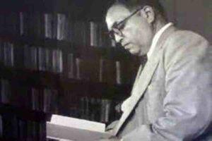 ज्ञानपिपासु – डॉ. आंबेडकर