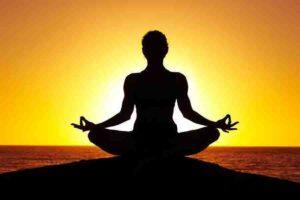 विश्व शांति का स्रोत 'योग'