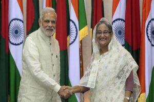भारत-बांग्लादेश साथ-साथ