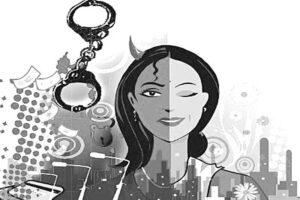 महिलाएं अपराध की ओर क्यों मुड़ती हैं?