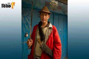 अरुणाचल में'गांव बूढ़ा'की भूमिका