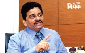 बैंक का विकास तकनीक के साथ -सुनील साठे एम डी ऍन्ड सी ई ओ, टीजेएसबी बैंक