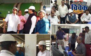 स्वच्छ भारत अभियान का सिपाही