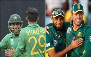 शानदार गेंदबाजी ने पाकिस्तान के सेमीफाइनल में पहुचने की उम्मीद रखी बरकरार