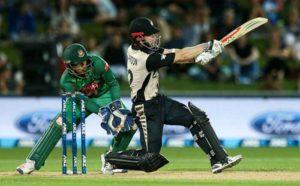 न्यूजीलैंड आउट,बांग्लादेश इन