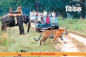 भारतीय पर्यटन की जान : वन पर्यटन