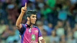 भारत की लिए सबसे काम उम्र में डेब्यू करने वाला टी २० बल्लेबाज: वाशिंगटन सुन्दर