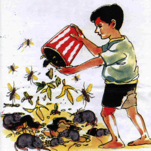 पर्यावरण, प्रदूषण और बच्चों की स्थिति