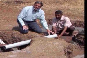 'निर्मल ग्राम निर्माण केंद्र'स्वच्छता की ठोस पहल