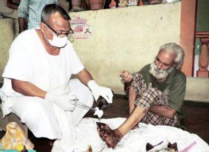 'रुग्ण नारायण' का बसेरा सेवाधाम आश्रम