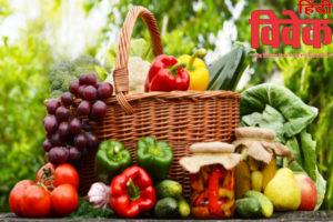 सुपाच्य और पोषक भोजन से गर्मी में राहत