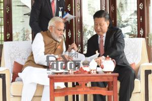 वुहान से निकला स्वर चीन भारत संबंधों की दिशा तय कर सकता है