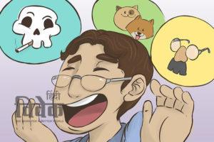 हंसने और हंसाने की आदत भी हो सकती है बीमारी