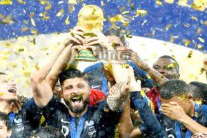फ्रांस विश्व विजेता