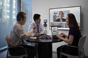 वीडियो कॉलिंग, कान्फ्रेंसिंग और वेबिनार