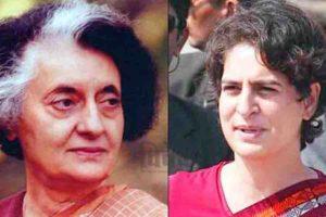 कांग्रेस का चुनाव प्रचार और प्रियंका वाड्रा की नाक