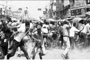 पश्चिम बंगाल रक्तरंजित लोकतंत्र और भ्रष्ट राजनीति