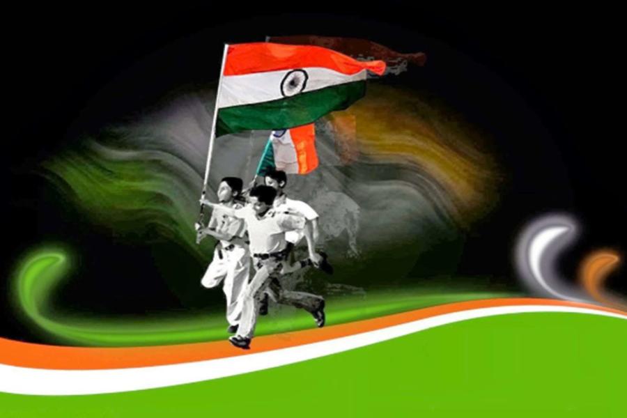 मैं स्वतंत्र भारत बोल रहा हूं