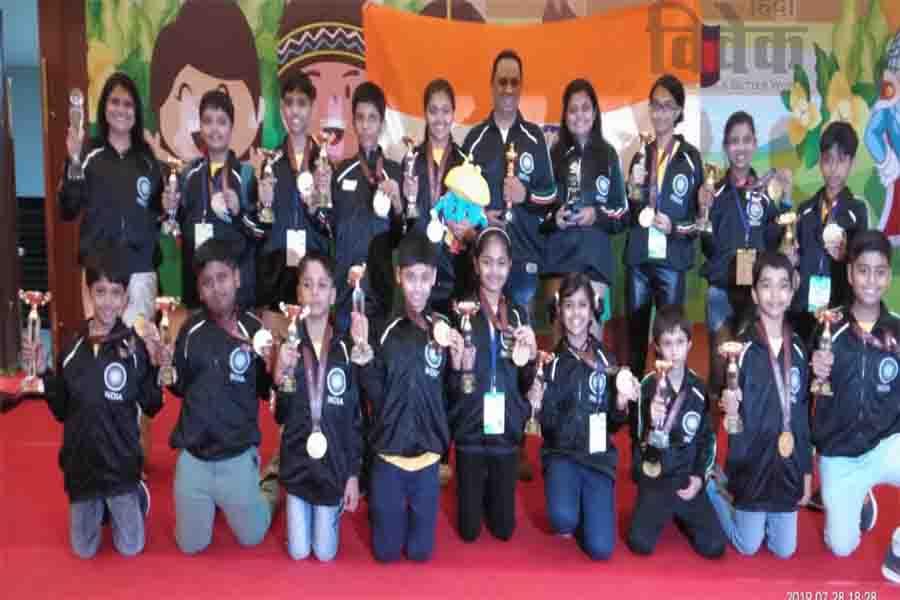 ओलंपियाड चैंपियनशिप में भारत का शानदार प्रदर्शन