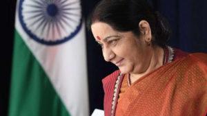 भारतीय अस्मिता की परिचायक-सुषमा स्वराज