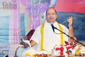 अध्यात्म की विरासत से भारत विश्व गुरू बनेगा – भागवताचार्य भाई श्री भूपेंद्र पंड्या