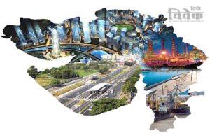 नए भारत के निर्माण में गुजरात सबसे आगे
