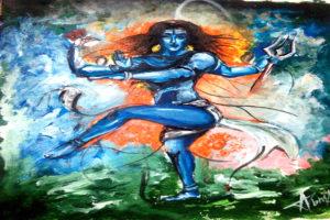 भारतीय नृत्य के आराध्य  न ट रा ज