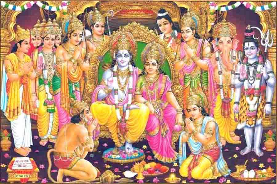 प्रभु रामचंद्र जी की राजनीति