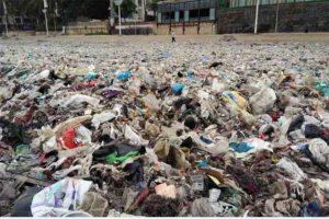 समुद्र को स्वच्छ बनाने वाला प्रोजेक्ट ब्लू