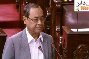 पूर्व न्यायाधीश रंजन गोगोई ने ली राज्य सभा में शपथ, विपक्षी दलों ने किया वाकआउट