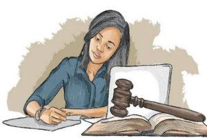 कानून निर्माण में महिलाओं का योगदान
