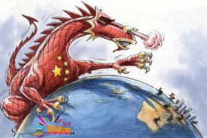चीन का दुनिया पर काला जादू