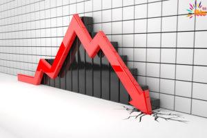 शेयर बाजार में भारी गिरावट, फिर से लगा लोअर सर्किट