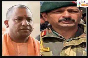 शहीद कर्नल आशुतोष के परिवार को योगी सरकार देगी 50 लाख रुपये और सरकारी नौकरी