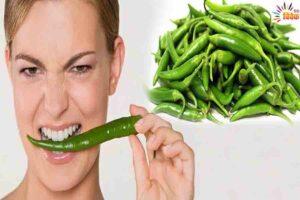 ऐसे खाइये हरी मिर्च, होगा फायदा ही फायदा!