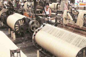 कपड़ा उद्योग में संघर्ष की नौबत
