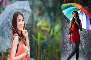 बरसात और फैशन