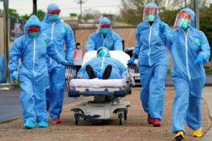 24 घंटे में रिकार्ड 40 हजार पहुँचा संक्रमण का आंकड़ा , कुल संख्या 11 लाख