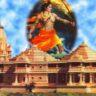 मन्दिर निर्माण- श्रावण कृष्ण द्वितीया युगाब्द 5122