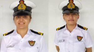 भारतीय नौसेना के युद्धपोत पर तैनात होंगी महिला अधिकारी