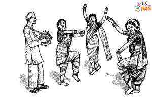 महाराष्ट्र का विनोदी लोकनाट्य : तमाशा