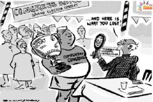 क्या कार्टूनों की आड़ में अभिव्यक्ति की आजादी पर प्रहार किया जा रहा है?