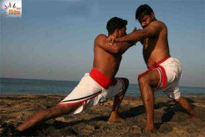 केरल की अखाडेबाजी कलारीफय्यत्तू