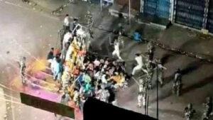 मुंगेर गोली कांड: दूर्गा पूजा समिति पर पुलिस ने क्यों किया फायर?