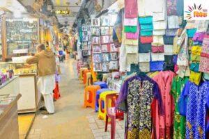 भारतीय कपड़ा बाजार  देशी से ग्लोबल