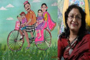 नयना कनोडिया : अनगढ़ शैली ने दिलाई विश्वभर में ख्याति