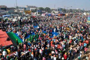 किसान आंदोलन : VVIP आंदोलन पर हो रहा राजनीतिक कब्जा!