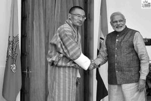 नरेंद्र मोदी की भूटान यात्रा का संकेत